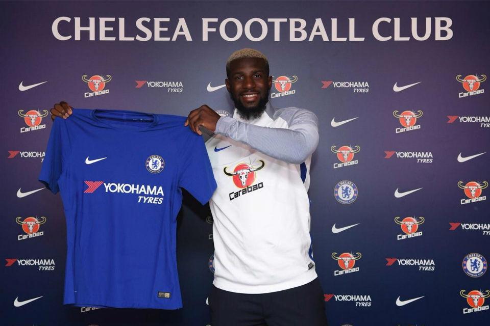 Chelsea resmi datangkan Tiemoue Bakayoko