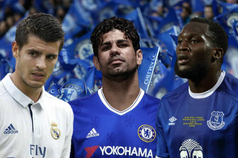 Siapa penyerang Chelsea?