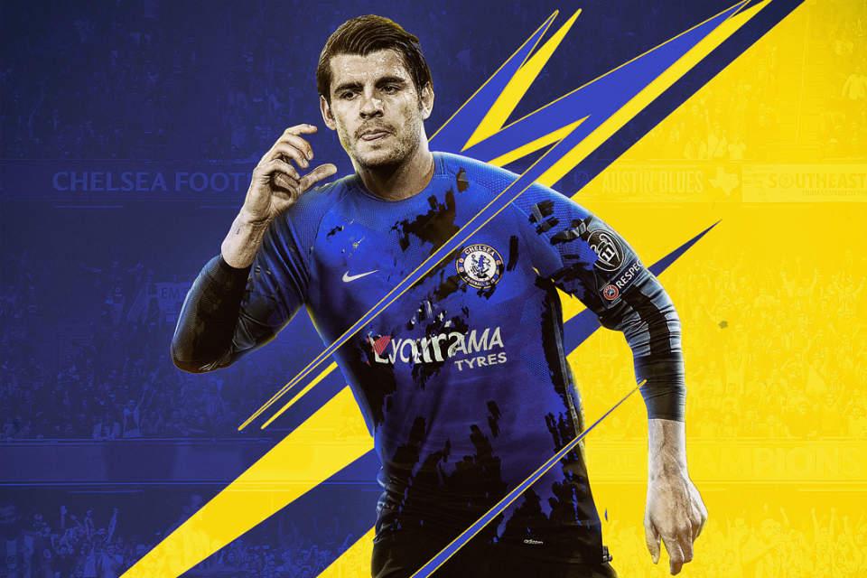 Morata sepakat gabung Chelsea