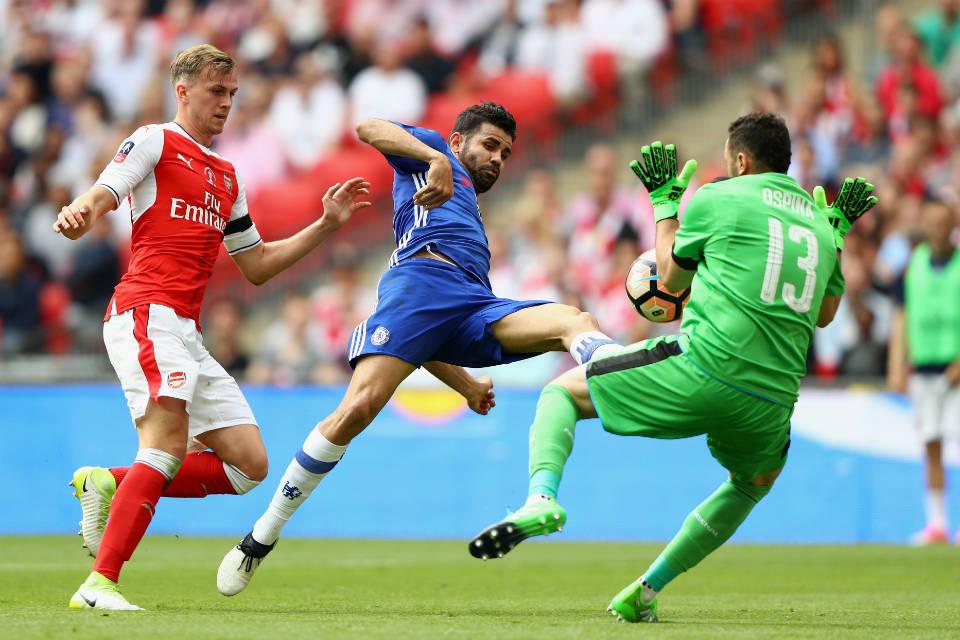 Wenger : Rivalitas kami abadi